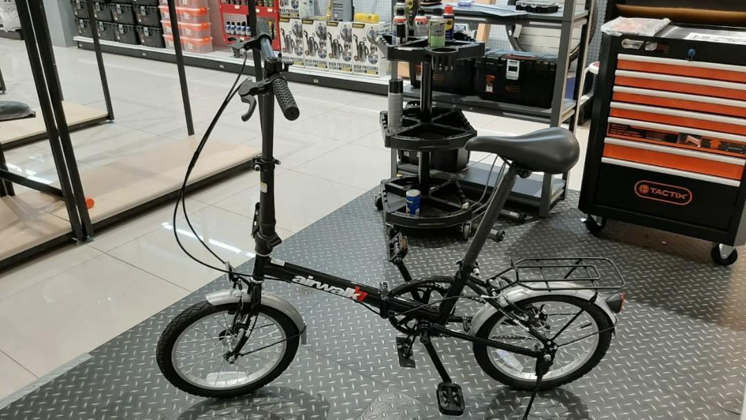 Sepeda Lipat Airwalk 16 inch