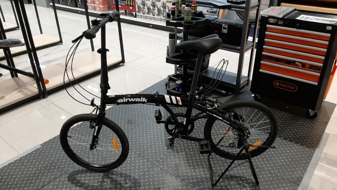 Sepeda Lipat Custom 20 inch