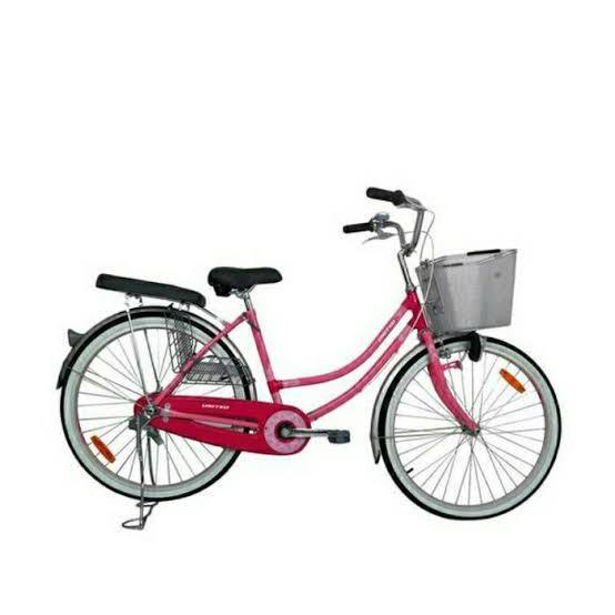 Sepeda Wanita United Class X 26 Bisa cicilan Promo DP cuma 100 rb