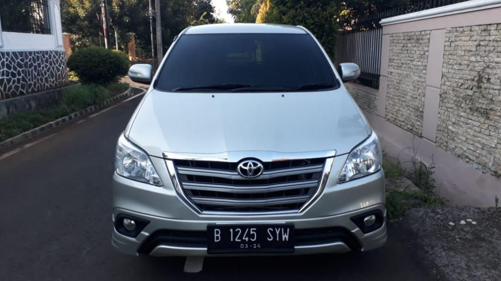 Toyota Innova G Luxury 2.0 cc Automatic Th'2014