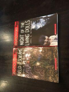 Tween horror books