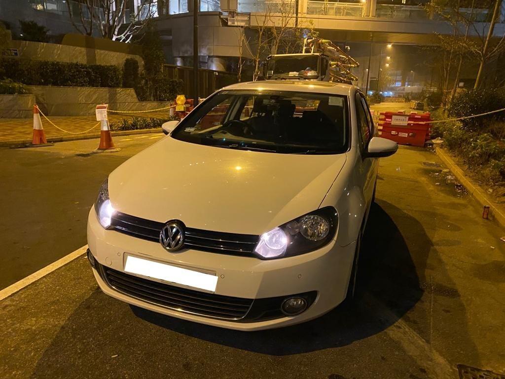 Volkswagen Golf 1.4 GT Sport TSI DSG (A)