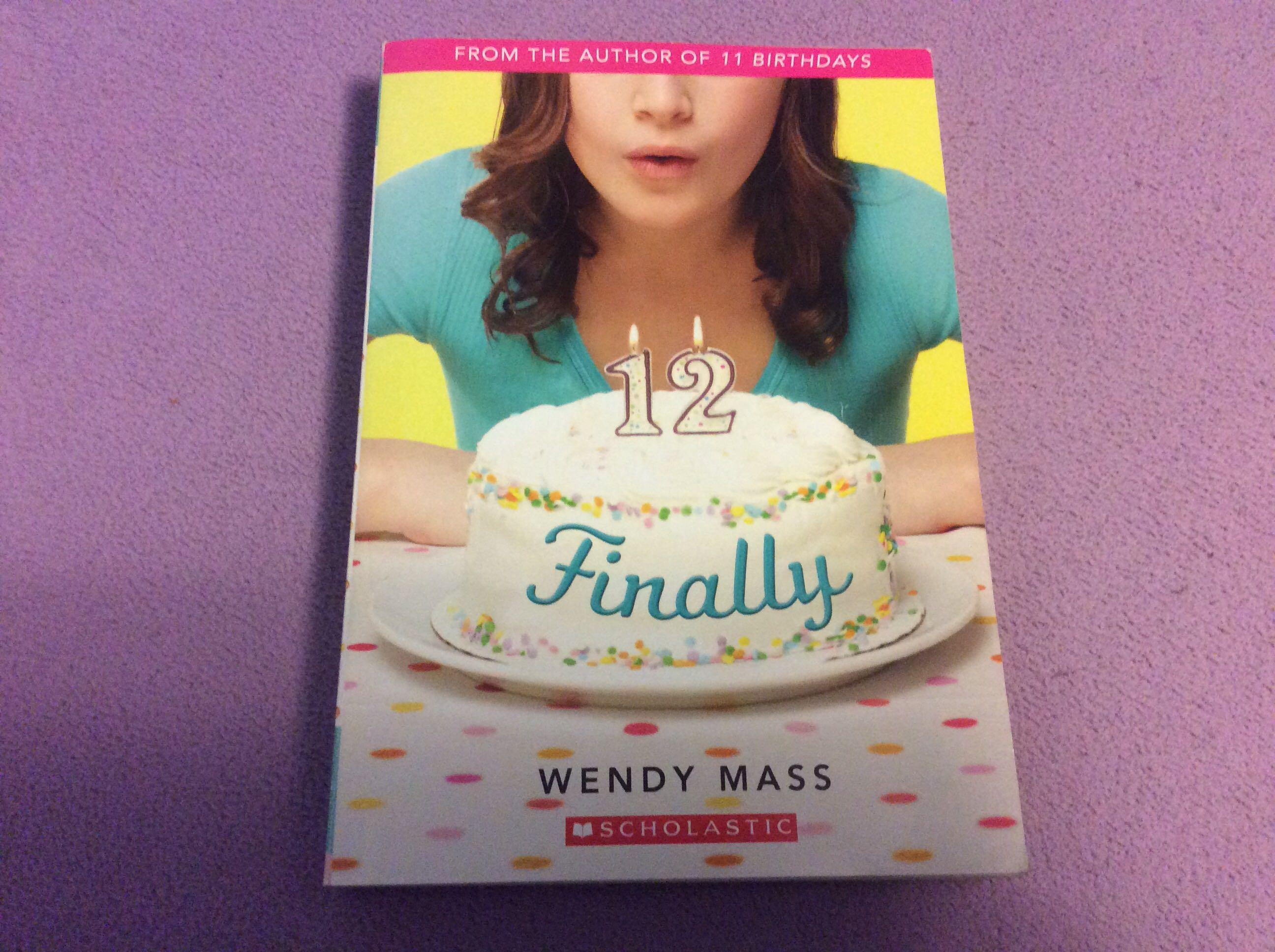 Wendy Mass books