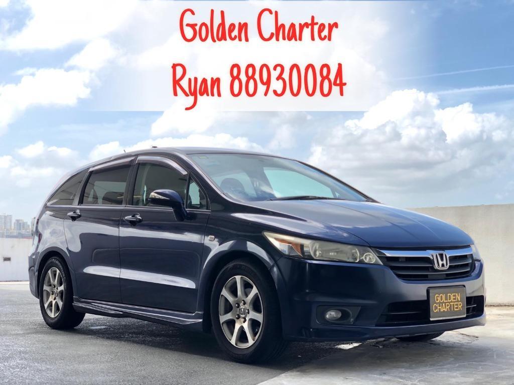 02/09 Call 8893 0084 Ryan Now For Promotional Price ! Honda Stream For Rent ! Personal Use, PHV, Gojek Rebate, LALAmove, Grab ! Rent Car ! Car Rental ! Cheap Rental Car !