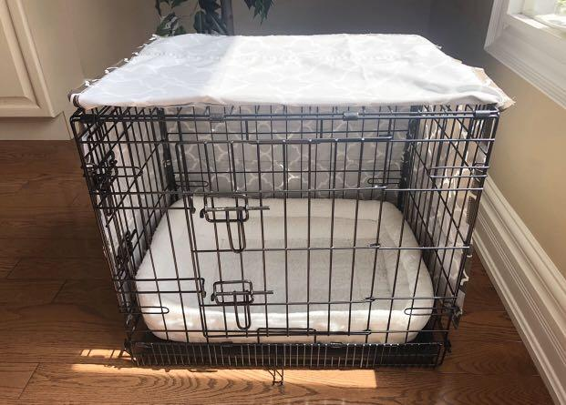 1 LEFT! Dog Crate and Accessories for Sale!