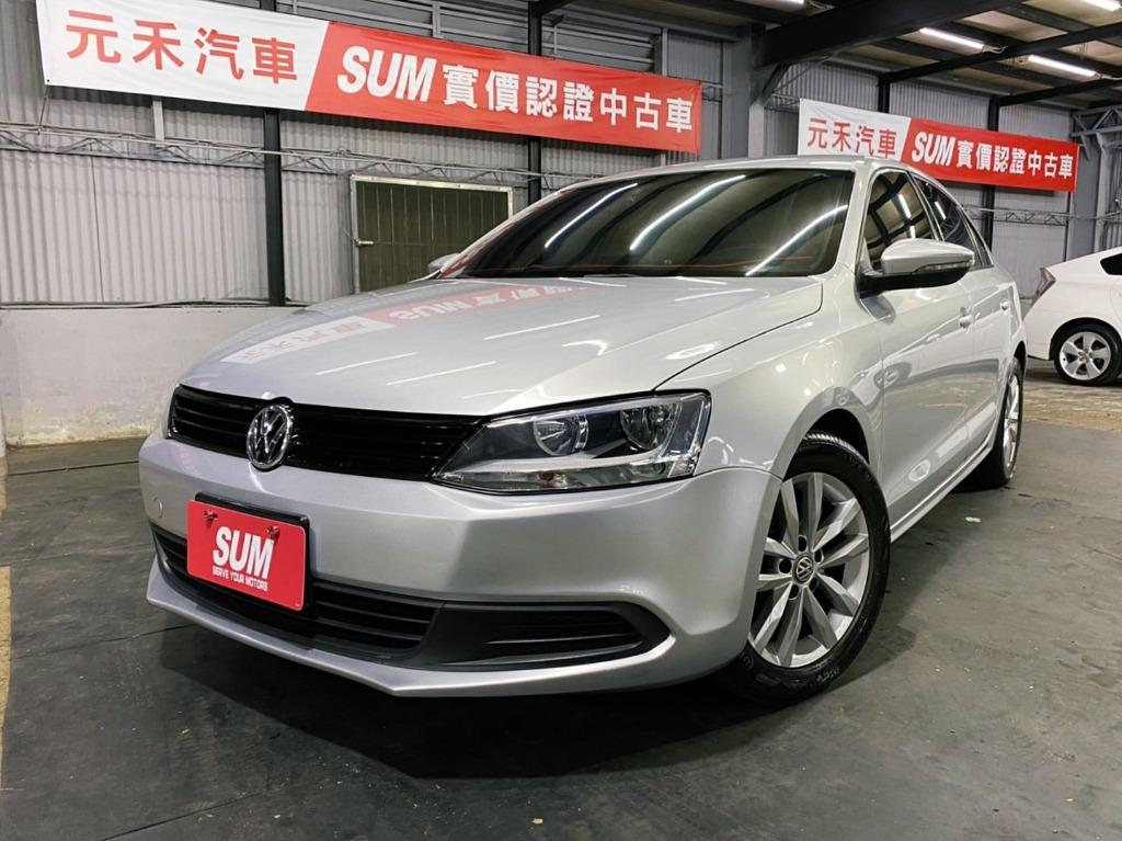2012 Volkswagen Jetta 1.4 TSI TL
