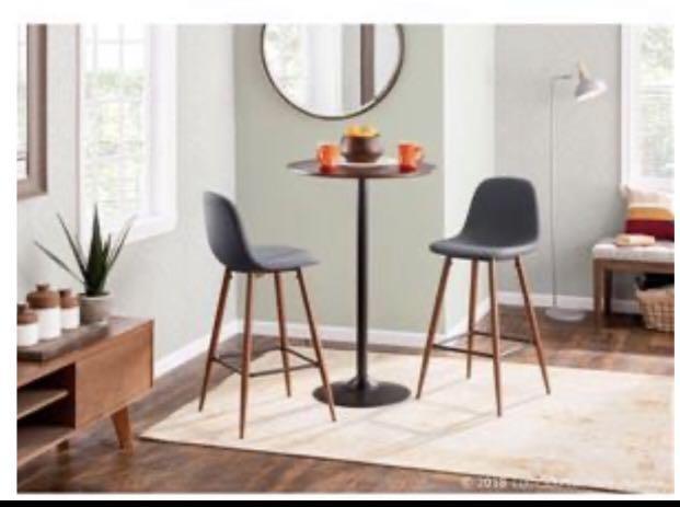 2 stools NIB