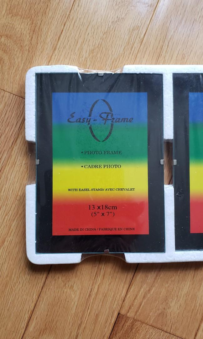 """5"""" × 7"""" Picture Frames"""