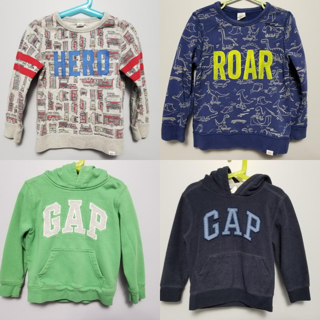 5T gap sweatshirts