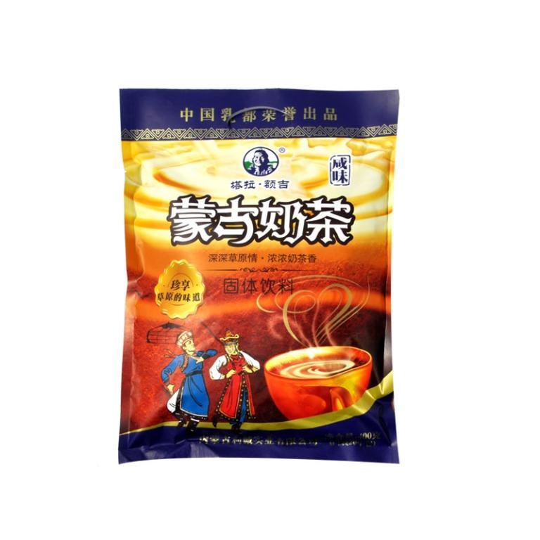 內蒙古奶茶 鹹甜味 額吉奶茶粉沖飲 袋裝 手工酥油速溶 蒙古奶茶