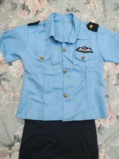 女警 派對 party cosplay 服裝