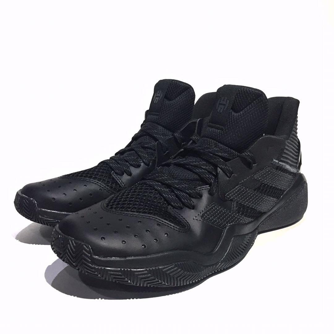 adidas Harden Stepback Basketball Shoes Size 10 FW8487
