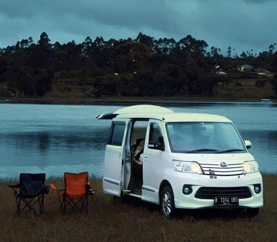 ANGSURAN MURAH Daihatsu Luxio mulai 4,2 jutaan. Daihatsu Fatmawati