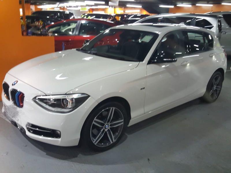 BMW 118i 5-Dr Sport (A)