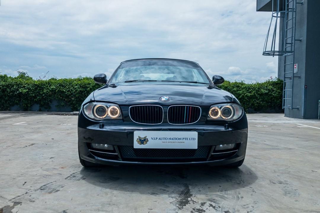 BMW 120i Cabriolet (A)
