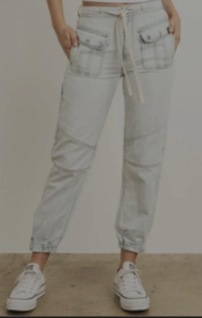 Bnwt Kendall + kylie jean joggers