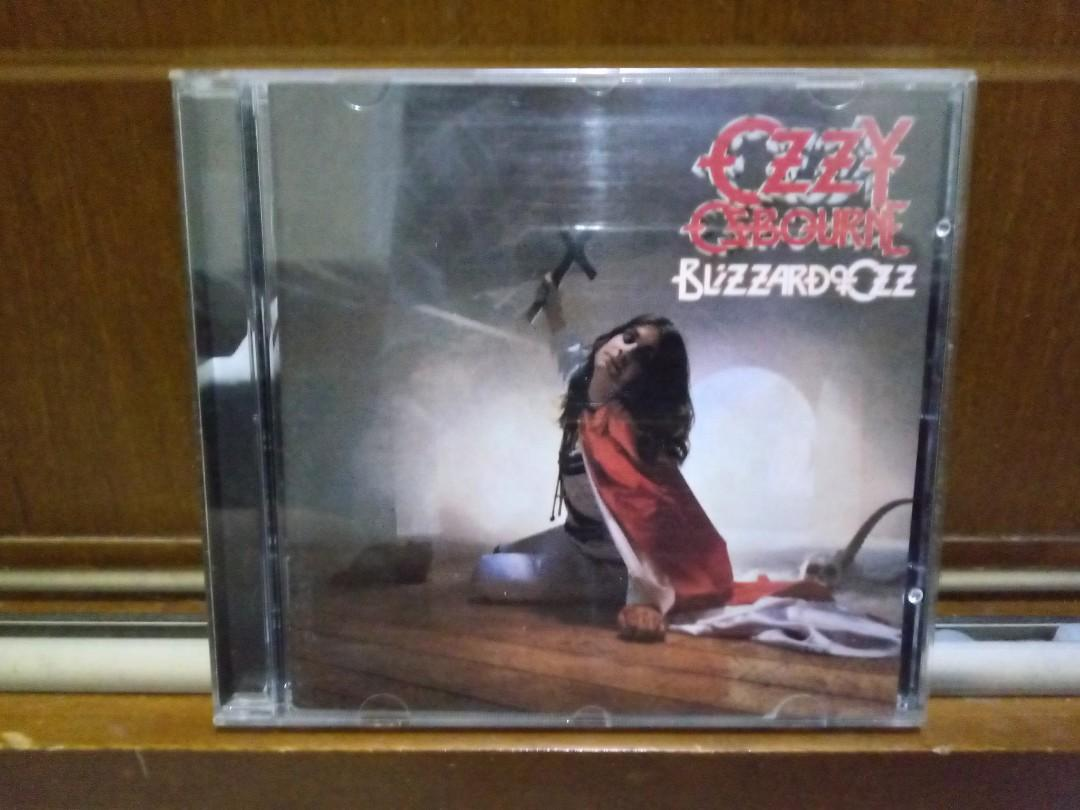 CD Audio Ozzy Osbourne