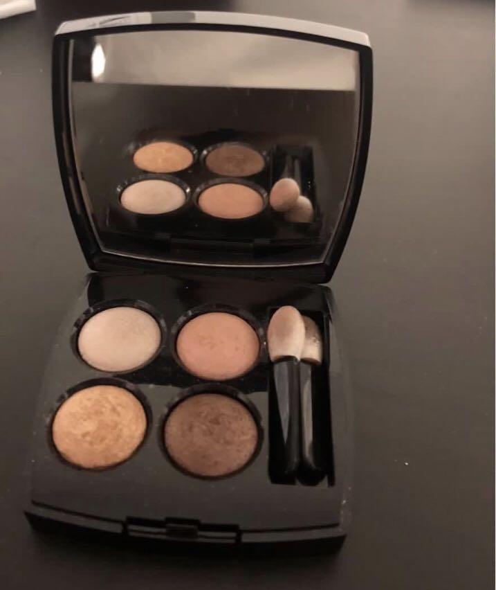Chanel LES 4 OMBRES Eye Shadow