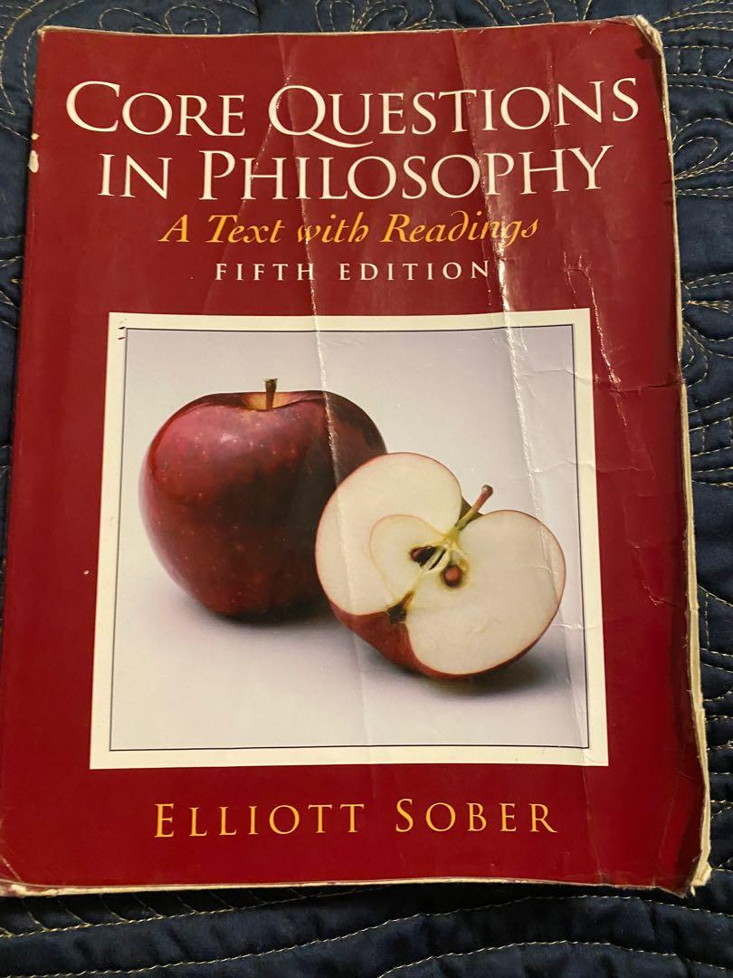 Core questions in philosophy by Elliot Sober