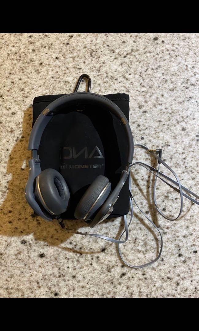 DNA Monster headphone