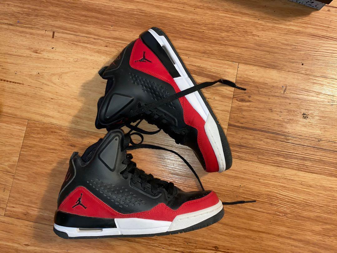 Flight Jordan's
