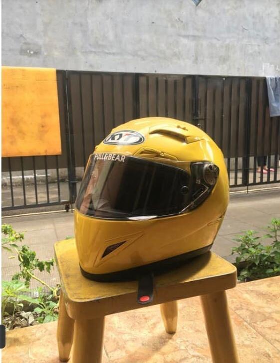 Helm KYT C5 Race