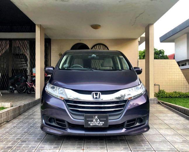 Honda Odyssey 2.4 EX-S 8 Seater Auto