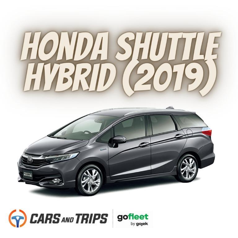 Honda Shuttle NEW