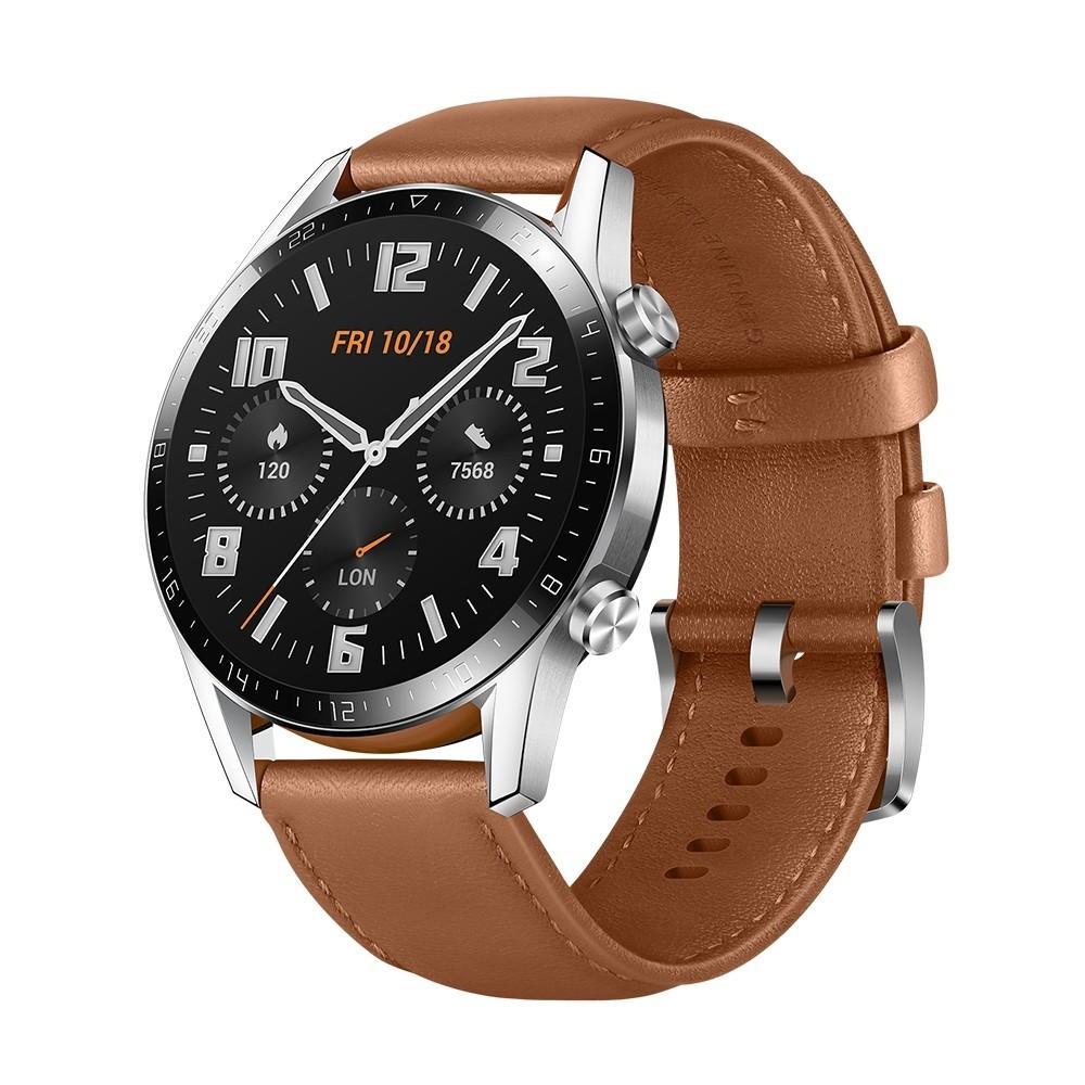 HUAWEI Watch GT2手錶(棕色)