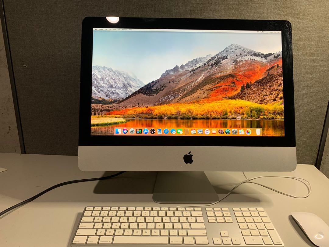 iMac (21.5-inch, Mid 2011) i5, 1.5TB HDD, 8GB