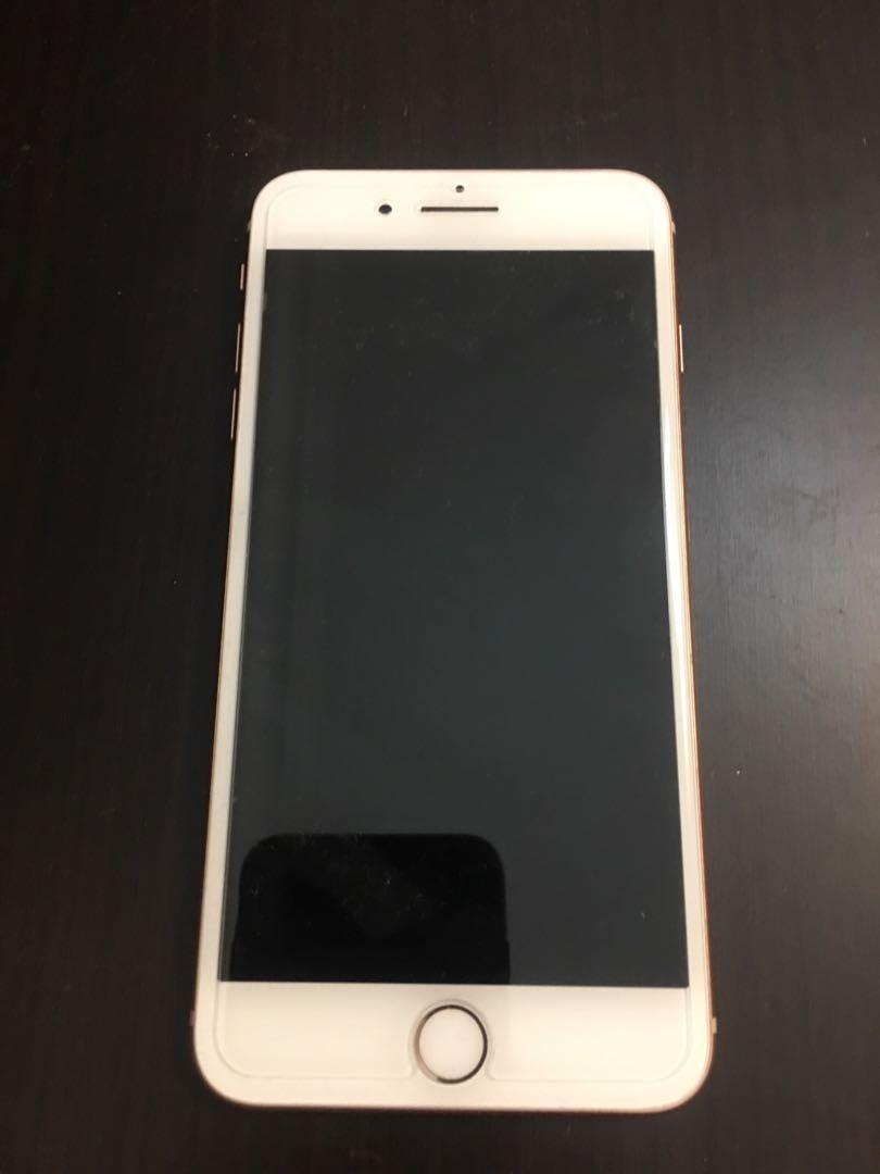 iPhone 8 Plus 256G Gold