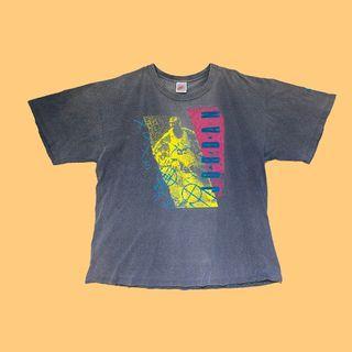 JCI:Vintage NIKE JORDAN 短TEE 90s古著 / 嘻哈 / 芝加哥公牛隊 / 羅德曼