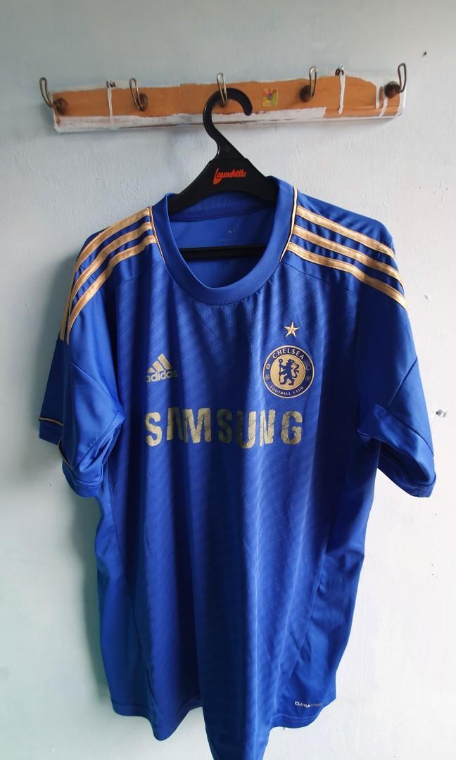 Jersey Baju Bola Chelsea Biru 13/14