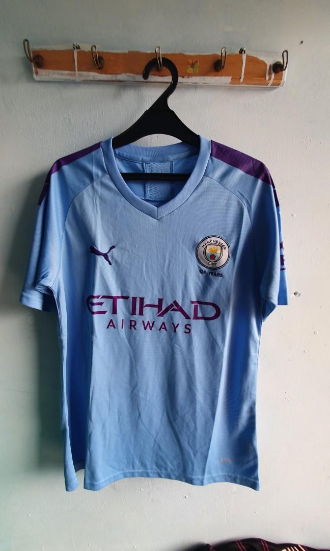 Jersey Baju Bola Manchester City