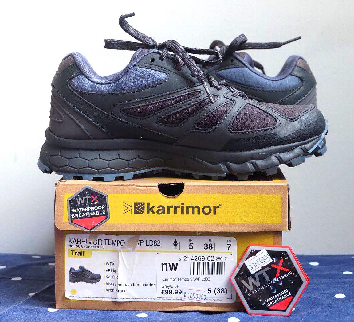 Karrimor Hiking/Trail Shoes for Woman