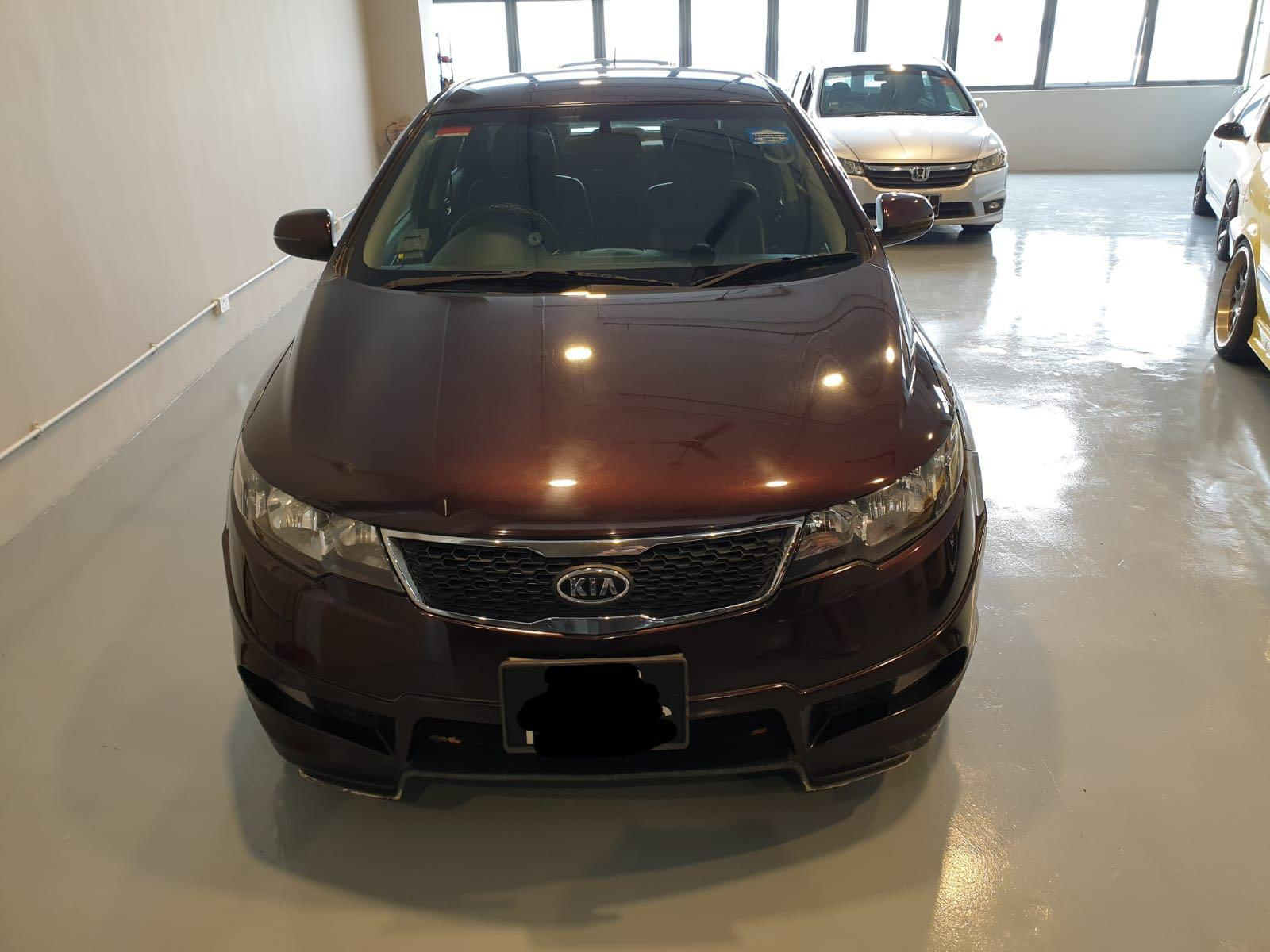 Kia Cerato Forte 1.6A <CHEAP CARS FOR RENT / RENTAL (PERSONAL / GRAB / GOJEK / RYDE / LALAMOVE DRIVERS WELCOME)>
