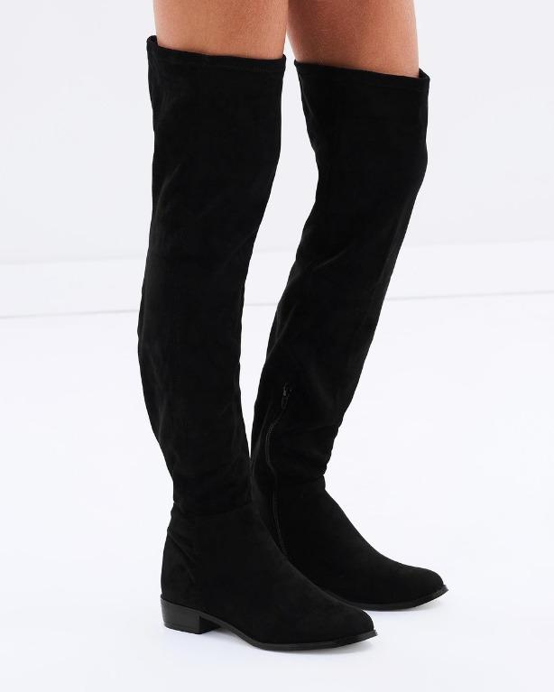 Lilia Over The Knee Boots