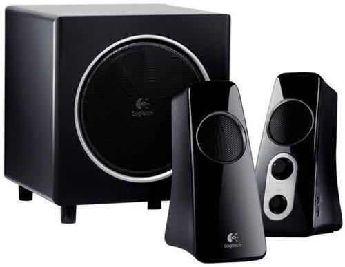 Logitech Multimedia Speaker System