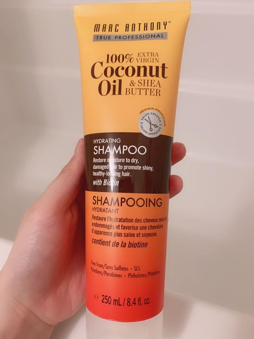 Set -Marc Anthony 100% coconut oil shampoo+ conditioner
