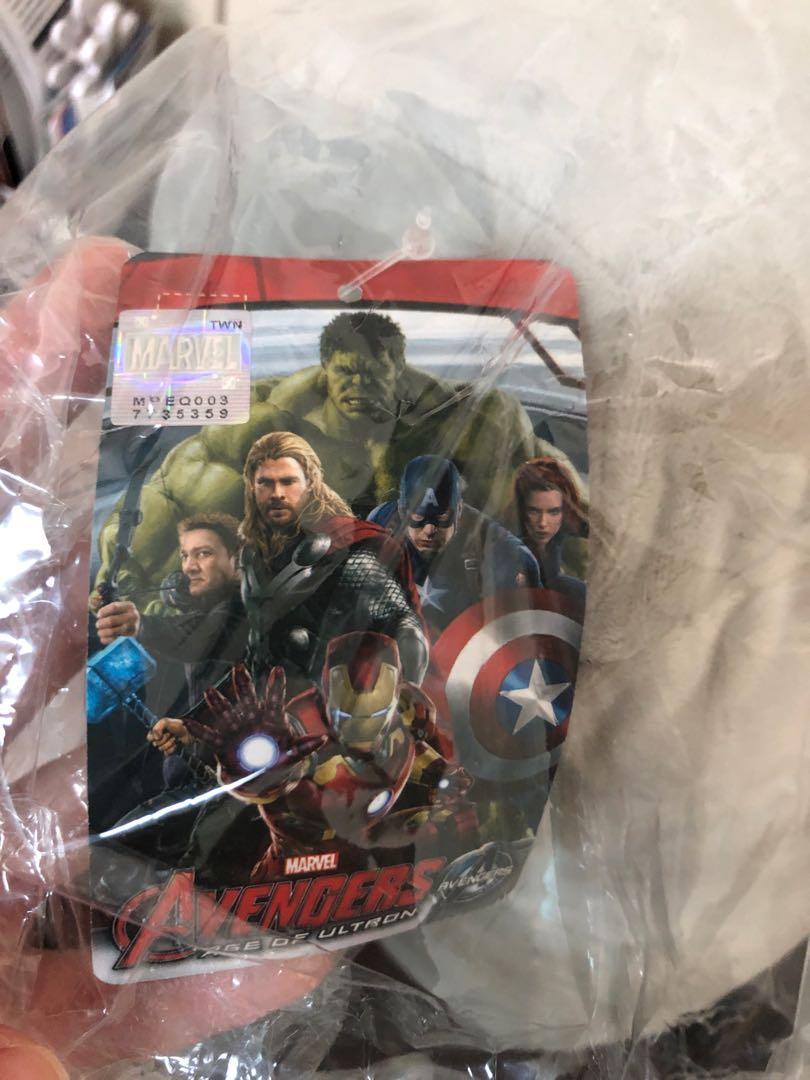 「特殊搭配」Marvel正版 復仇者聯盟Avengers 索爾槌子絨毛道具