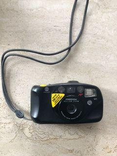 Minolta Freedom Action Zoom 90 35mm Point & Shoot Film Camera -