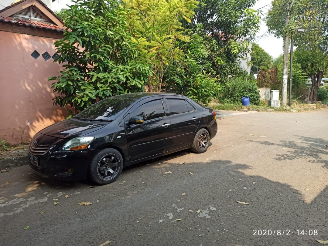 Mobil Vios Limo Ex Taxi