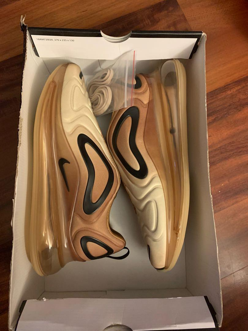 Nike Air Max 720 Gold - Brand New