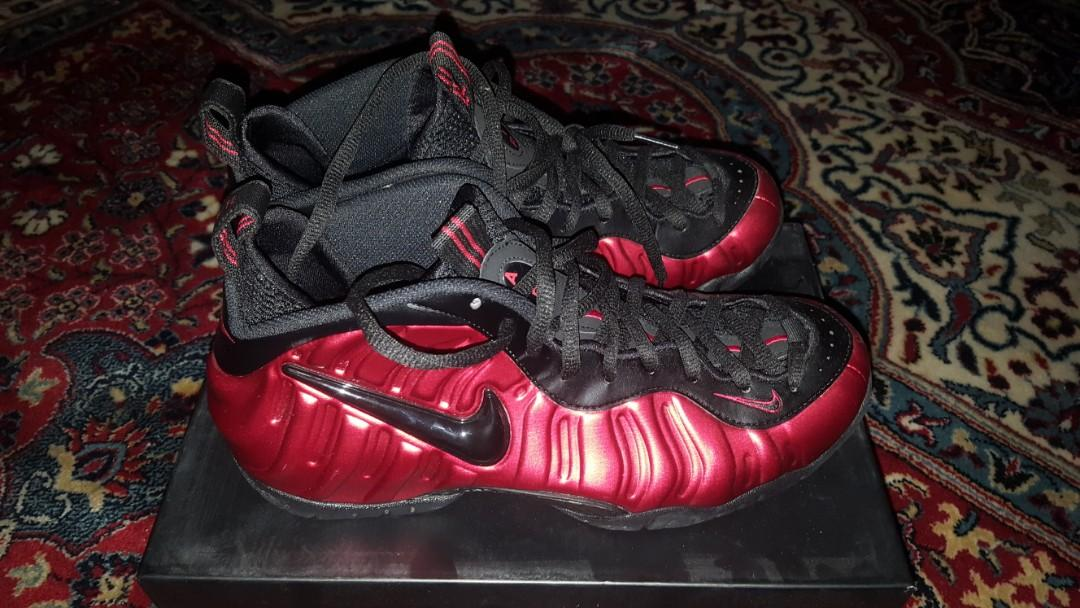Nike Foamposite Pro University Red Size 10
