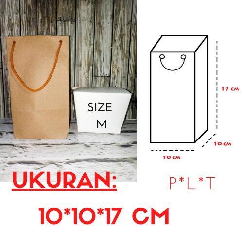 Paper bag ( lunch box) 150 gram