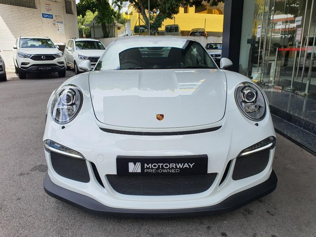 Porsche 911 GT3 RS PDK Auto