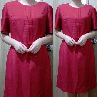 Premium.Red Dress
