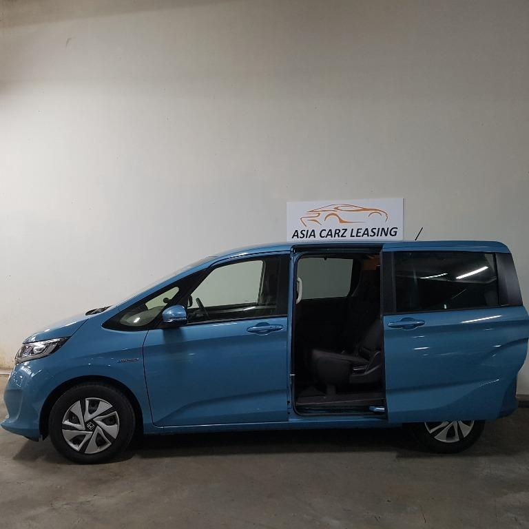 PROMO HONDA FREED HYBRID
