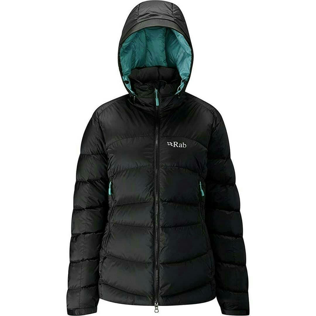 Rab Women's Ascent Down Jacket not The North Face Arcteryx Mammut