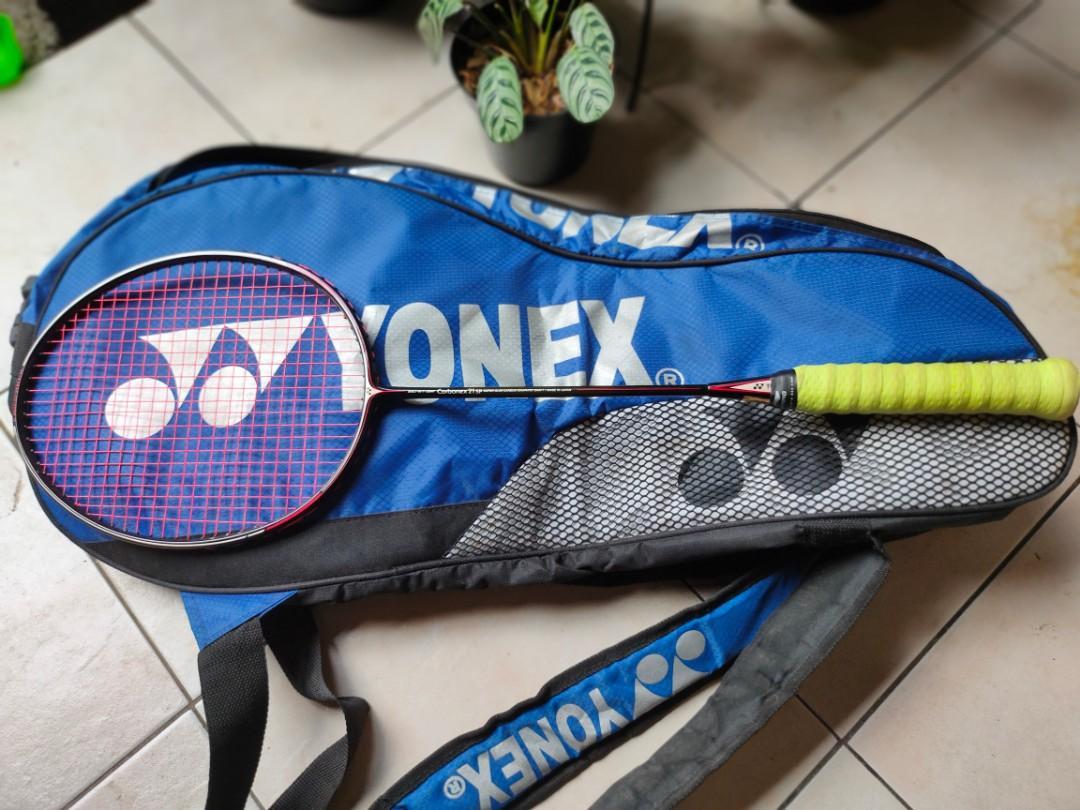 Raket Yonex carbonex 21 sp